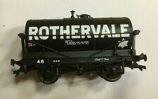 Set of 2 Bachmann 'Rothervale' 14 Ton Tank Wagons, 00 Guage, VGC