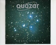 CD QUAZARseven starsEXNL 1991  (B4529)