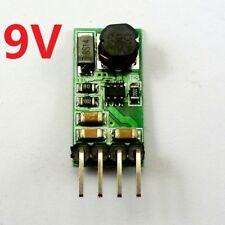 3V 3.3V 3.7V 4.2V to 9V DC DC Converter Step Up Boost Voltage regulator 18650 Li