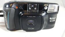 Vintage Fuji Discovery 185 Zoom Camera