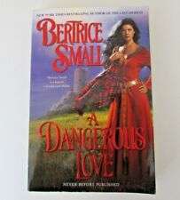 Border Chronicles A Dangerous Love Book 1 by Bertrice Small Paperback