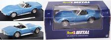 Revell 8819 Chevrolet Corvette Stingray Convertible, blau, 1:18