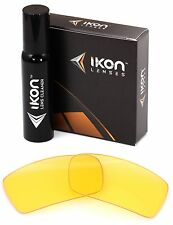 Polarized IKON Replacement Lenses For Oakley Gascan S SMALL HD Yellow