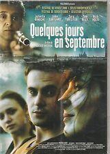 """DVD """"QUELQUES JOURS EN SEPTEMBRE"""" -Juliette Binoche   NEUF SOUS BLISTER -"""