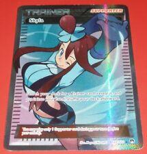 Skyla Trainer - Full Art Breakpoint 122/122 LP Pokemon Card