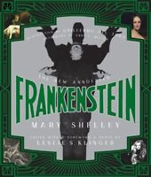 The New Annotated Frankenstein [New Book] Hardcover, Illustrated