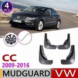 For Volkswagen VW Passat CC Fender Mudguard Splash Flap Mudguards Accessories