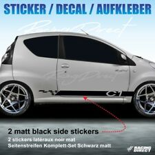 Sticker TUNING STRIPE Citroen C1 decal aufkleber adesivi pegatina 957