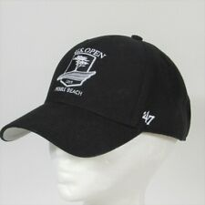 47 BRAND STRUCTURED COTTON GOLF HAT---ONE SIZE FITS ALL--US OPEN PEBBLE BEACH