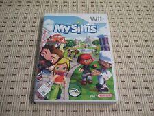 My Sims für Nintendo Wii und Wii U *OVP*