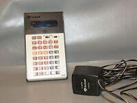 Vintage 1975 Rockwell Scientific Slide Rule Calculator Model 64 RD VERY RARE