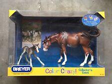 New NIB Breyer Horse #1324 Mare Foal Color Crazy Event Susecion Le Fire Sabino