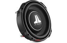 "JL Audio 10TW3-D4 DUAL4 OHM 800 WATTS 10"" SHALLOW THIN  MOUNT SUBWOOFER WARRANTY"