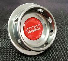 HKS Engine Oil Fuel Filler Cap Billet Gunmetal For Toyota Camry Corolla MR2