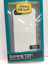 OtterBox Symmetry Series Case for iPhone 5/5s/SE - NEW - OEM - Glacier/Grey