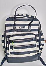 Fashion Canvas Women Backpack Laptop Bagpack School Bag EUC