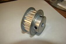 "CNC SERVO or STEPPER MOTOR DRIVE PULLEY 20T 1/4"" .2p AL"