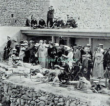Ladies Shooting Match At The Naval Rifle Range Malta 1911 2 Page Photo Article