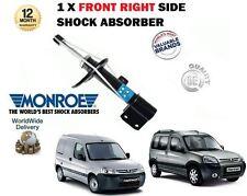 Fo Peugeot Socio Tepee + van 2008 - > 1X Derecha Frontal Amortiguador Shocker