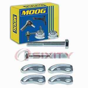 MOOG Front Alignment Caster Camber Kit for 1999-2018 GMC Sierra 1500 rp