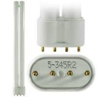 2 Pieces (2X) 36W 110V UV Sterilizer Light Bulb 2G11 Jebao Pond Filter