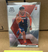 Rui Hachimura 2019-20 Panini Mosaic Base RC #231 Washington Wizards PSA10?
