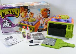Jakks ~ Original Creepy Crawlers Bug Maker Oven ~  Tested, Original Box 2008