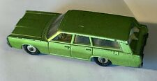 VINTAGE 1968 MATCHBOX LESNEY MERCURY STATION WAGON No. 55 or 73 WITH DOGS