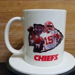 Kansas City Chiefs Patrick Mahomes II Mug Cup Coffeemug Souvenir superbowl nfl