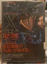 Japan X The destiny war Movie animation film comic Clamp Book