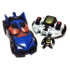 Fisher Price Toys IMAGINEXT BATMAN BATMOBILE & BATJET toy vehicles + figure
