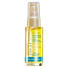 AVON Advance Techniques 360 Nourishment Moroccan Argan Oil Nourishing Hair Serum