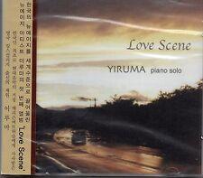 YIRUMA -  Love Scene / Piano solo CD *SEALED* *OBI*