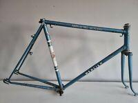 Cadre vélo course ancien randonneuse MERCIER / Bike FRAMESET vintage