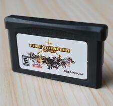 FIRE EMBLEM REQUIEM Nintendo Gameboy Advance GBA/SP/NDS/NDSL US Version