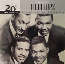 Four Tops - Best of - The Millennium Collection (CD 1999 Motown) Near MINT 10/10