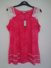 Per Una Floral Sleeveless Other Tops for Women