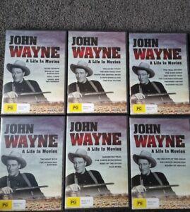 John Wayne A Life in Movies