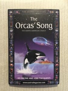 THE ORCA'S SONG North American Astral Legacies GORDON VOLKE PB YoungAdult EXCond