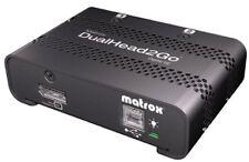 Matrox Dualhead2go digital se Ctlr
