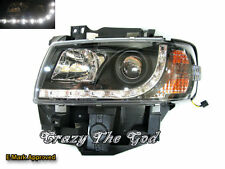T4 Transporter/Eurovan/Caravelle 1998-2003 Projector Headlight DRL R8 LED BK VW