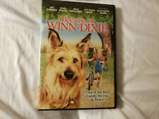 Because of Winn-Dixie DVD Jeff Daniels family movie