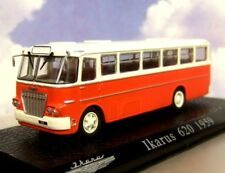 GREAT ATLAS 1/72 DIECAST IKARUS 620 BUS/COACH RED & WHITE HUNGARY?/POLAND? 1959