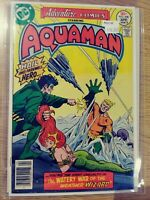 ADVENTURE COMICS AQUAMAN 450 VF DC PA11-20