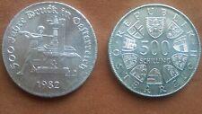 500 Jahre Druck in Österreich   500,00 Schilling Silber  1982