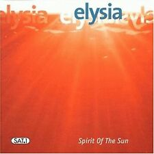 "Elysia ""spirit of the sun"" CD neuf rar"