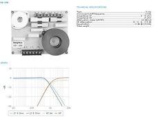 2 x BEYMA crossover PA Crossover FD 250 600w RMS 2 kHz PA morbida (1 pair)