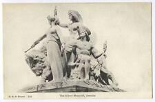 (AH59)  The Albert Memorial, America , F.G.O Stuart 873  c1920  - Unused