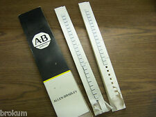 FORTY 0NE ALLEN BRADLEY AB 1492-N12 FUSE PULLER SERIES A PARTIAL BOX OF 41 NEW