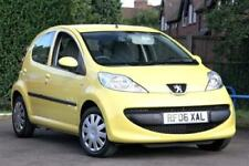 Hatchback Right-hand drive Peugeot Cars